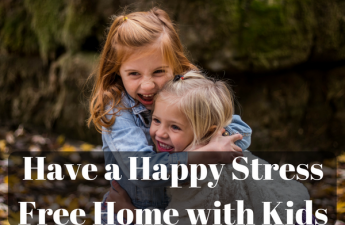 have a happy home
