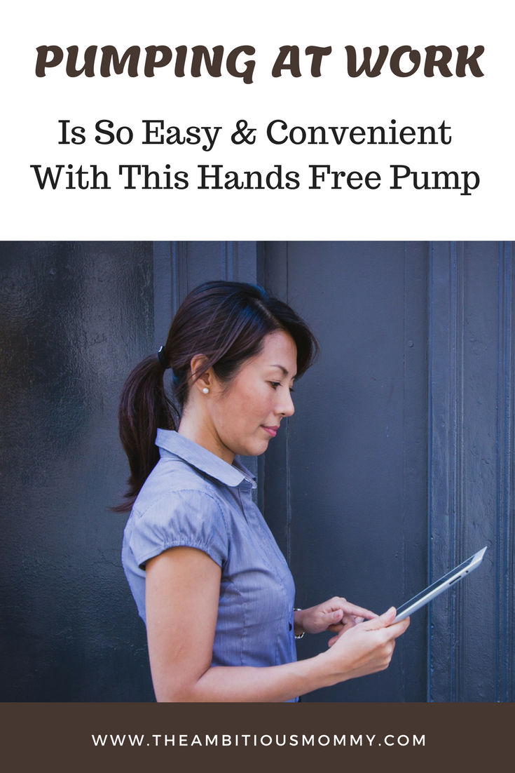 best pump for working moms