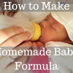 How to Make Homemade Baby Formula You Feel Safe With