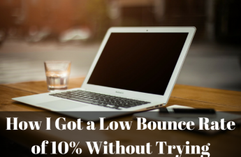 how to lower my bounce rate